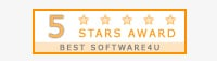 Best-software4u 5 Star Award