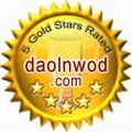 Daolnwod 5 Star Award