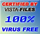 Vista Files Clean Award