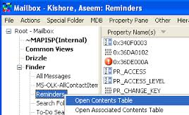 Reminders in Ms Outlook can become pesky; learn to snooze a bunch of them together
