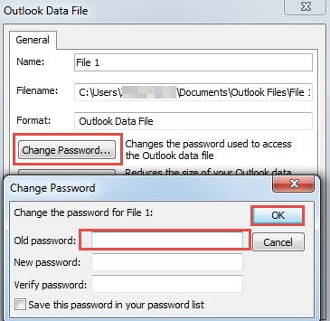 Remove the Password If You Still Remember It