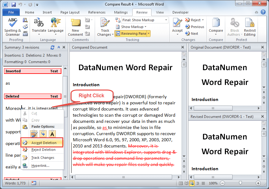 combine word document with pdf