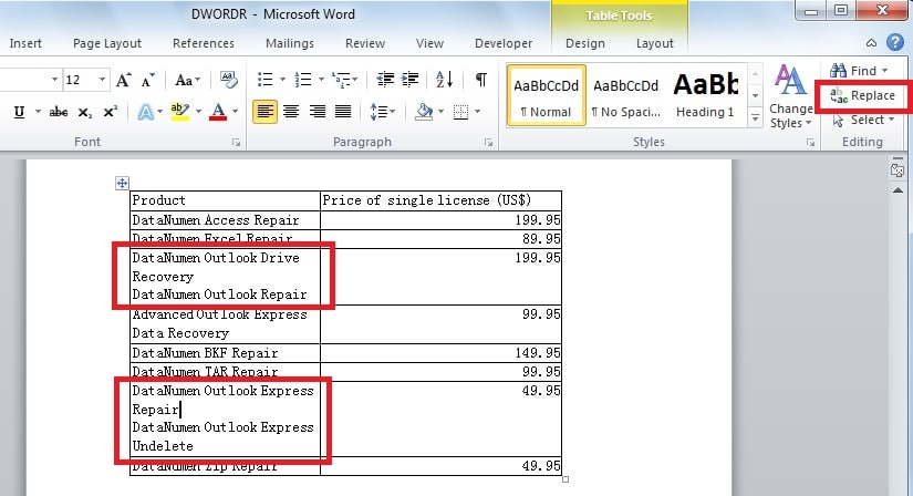 how to copy pdf filenames from a folder to excel