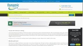 DynamicWebTraining.com.au