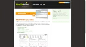 ShufflePoint for Excel
