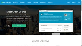 Excel Crash Course