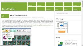 Excel-Ticker.com