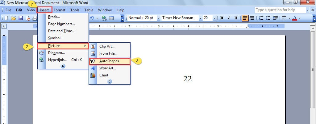 2 Quick Tips to Enter Circled Numbers or Characters in Your Word