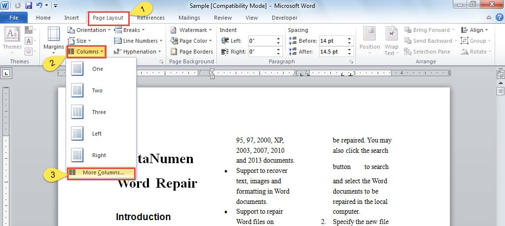 130 CV templates free to download in Microsoft Word format