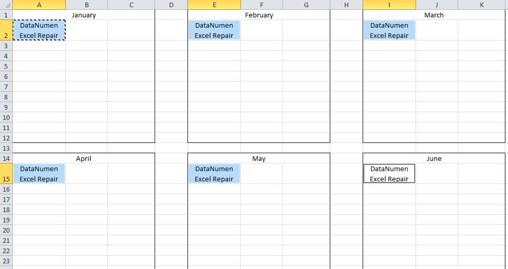 how to copy data from a pdf file into excel