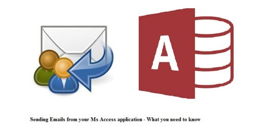 Sending Mails From Your Ms Access Application