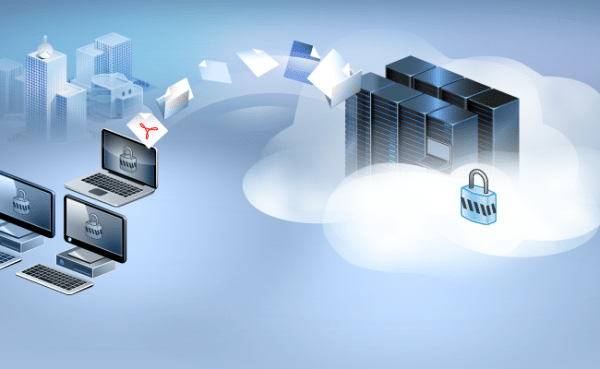 Back up Data on Cloud