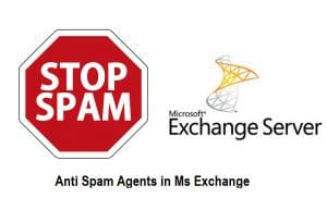 Anti-spam Agents In Exchange