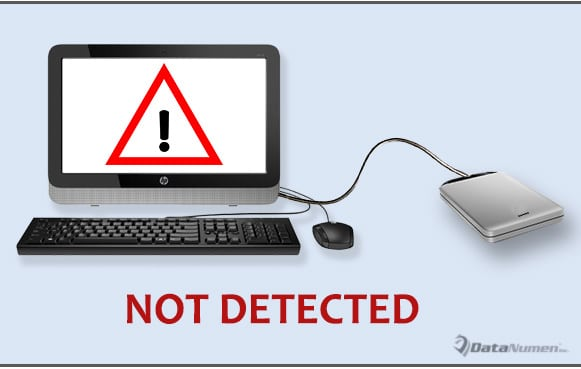 7 Top Reasons Why External Hard Drive Cannot Be Detected