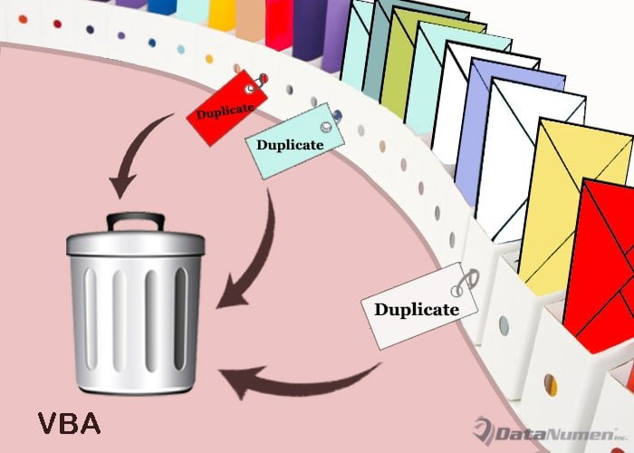 Quickly Remove the Duplicate Outlook Items in a Folder via VBA