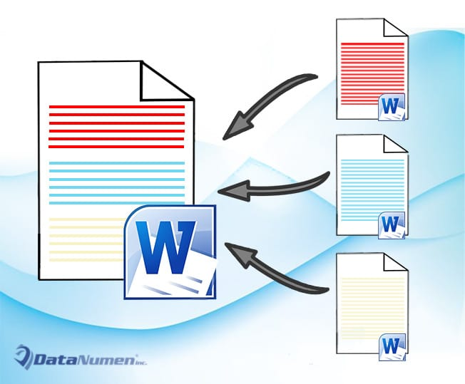 Link One Word Document to Another
