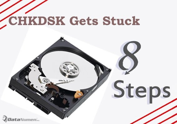 5384cc6b 8 Effective Steps to Solve the Problem when CHKDSK Gets Stuck - Data  Recovery Blog