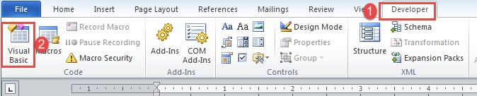 print multiple word documents to pdf