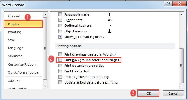 3 Smart Ways To Print Your Word Document Without Background Color Or Image