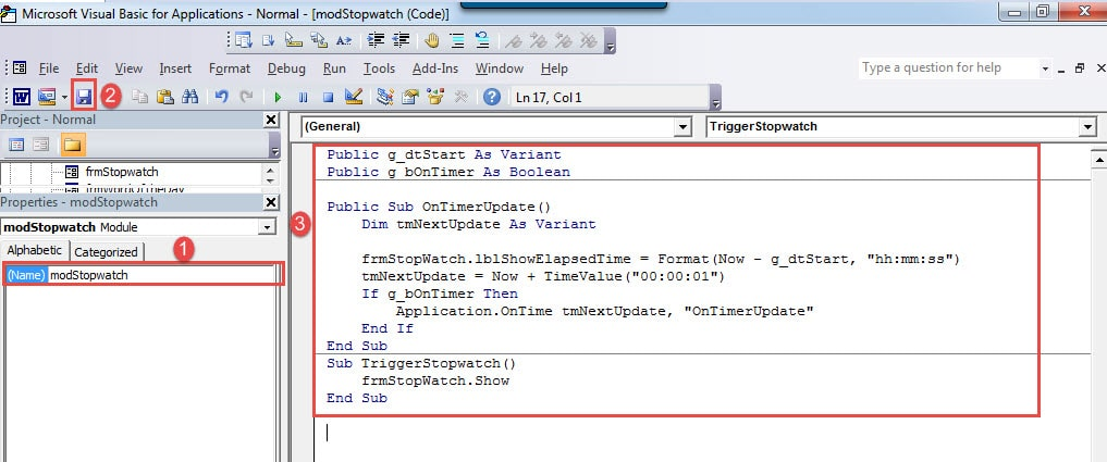 creating pdf from word vba code access