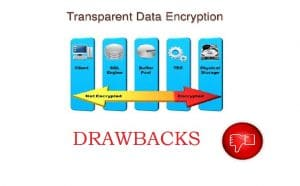 Key Drawbacks Of Transparent Data Encryption