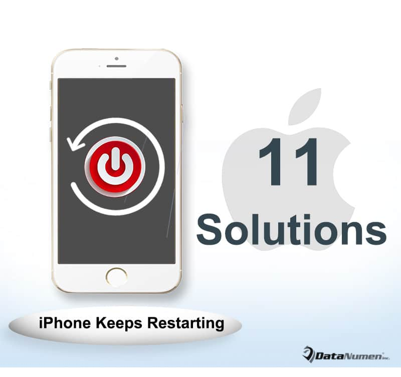 iphone keeps restarting 11 useful solutions when iphone keeps restarting data 2271