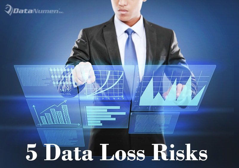 5 Potential Data Loss Risks Facing Businesses Today