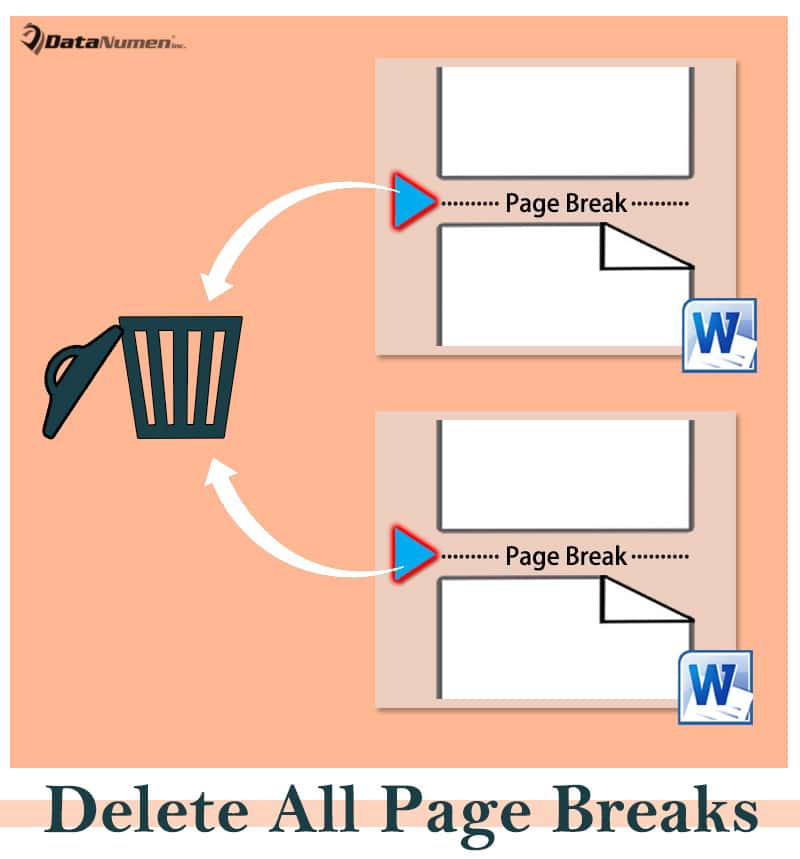 Remove Unwanted Page Breaks in Your Word Document