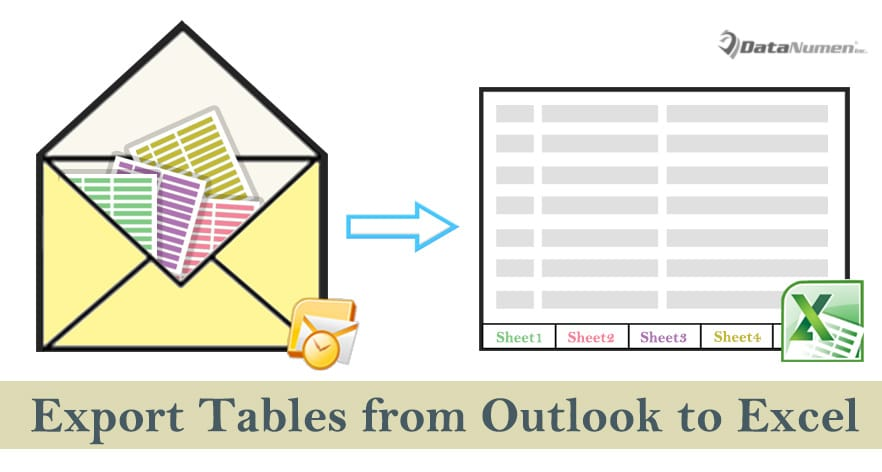 Transitional Words Worksheet Pdf How To Quickly Export All Tables From An Outlook Email To An Excel  Fractions Grade 7 Worksheets Pdf with Cursive Handwriting Worksheets Pdf Word How To Quickly Export All Tables From An Outlook Email To An Excel Workbook  Via Vba  Data Recovery Blog Math Their Way Worksheets