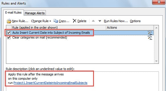 outlook vba insert first pdf in folder into email