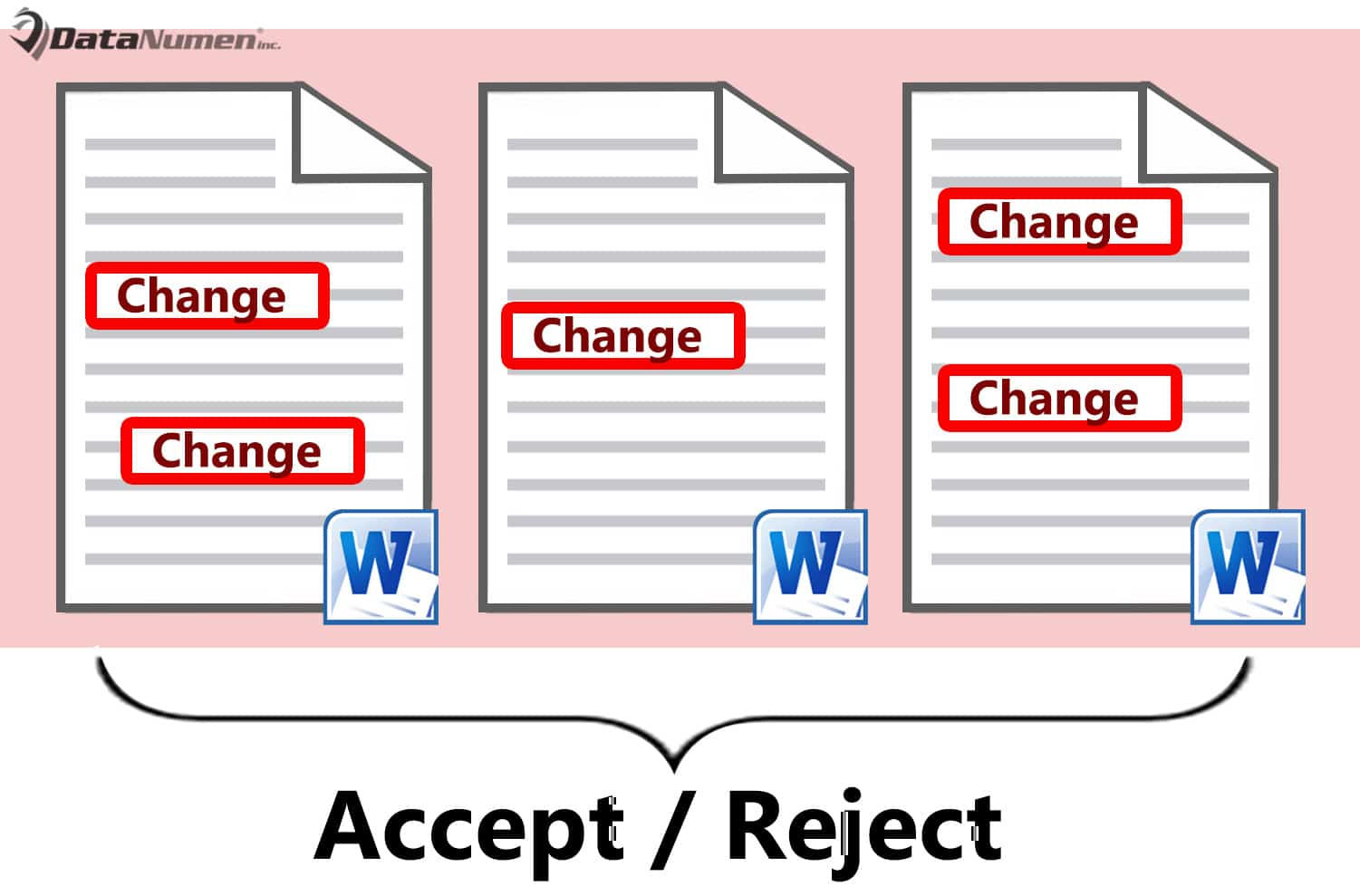 Batch Accept or Reject All Changes in Multiple Word Documents