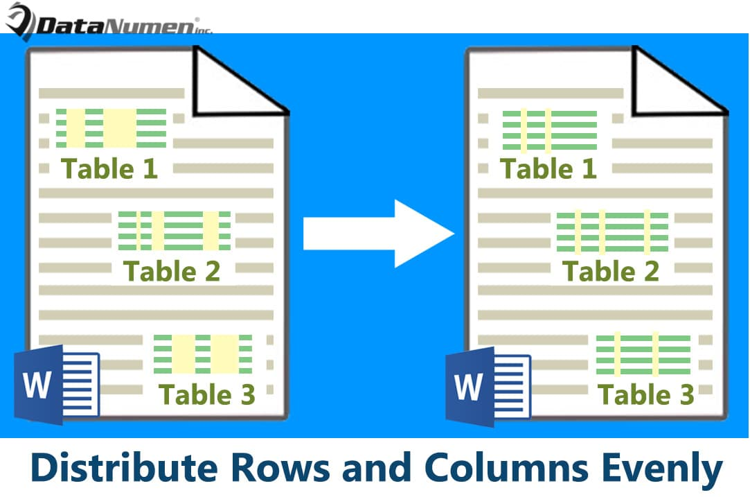 how to add columns in a table in word
