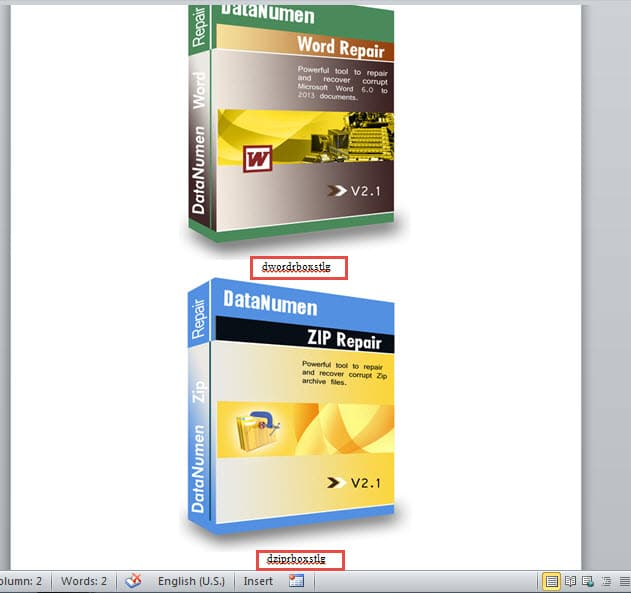 how to insert multiple pdf file in word