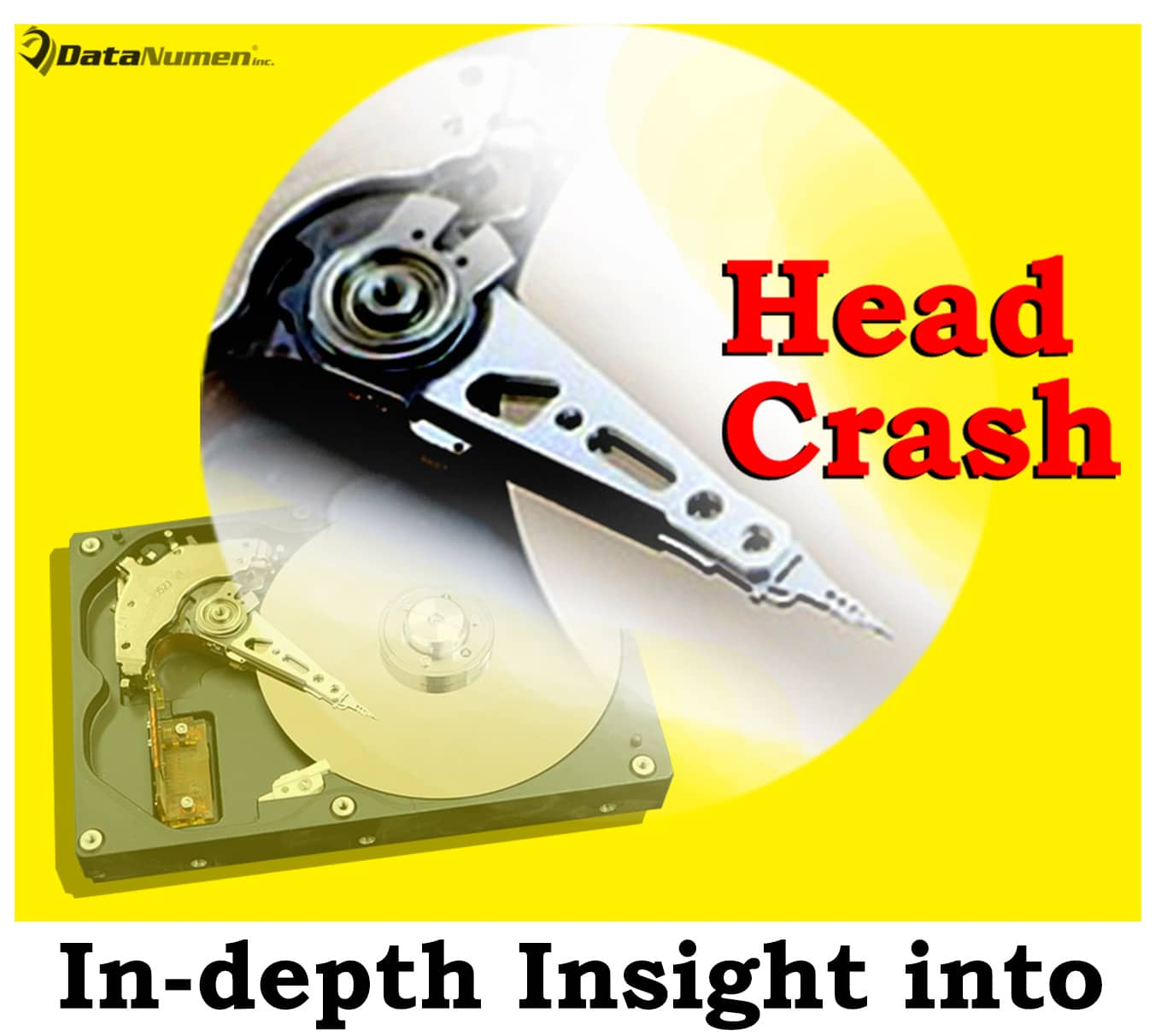 In Depth Insight Into Head Crash On Hard Drive Data Recovery Blog