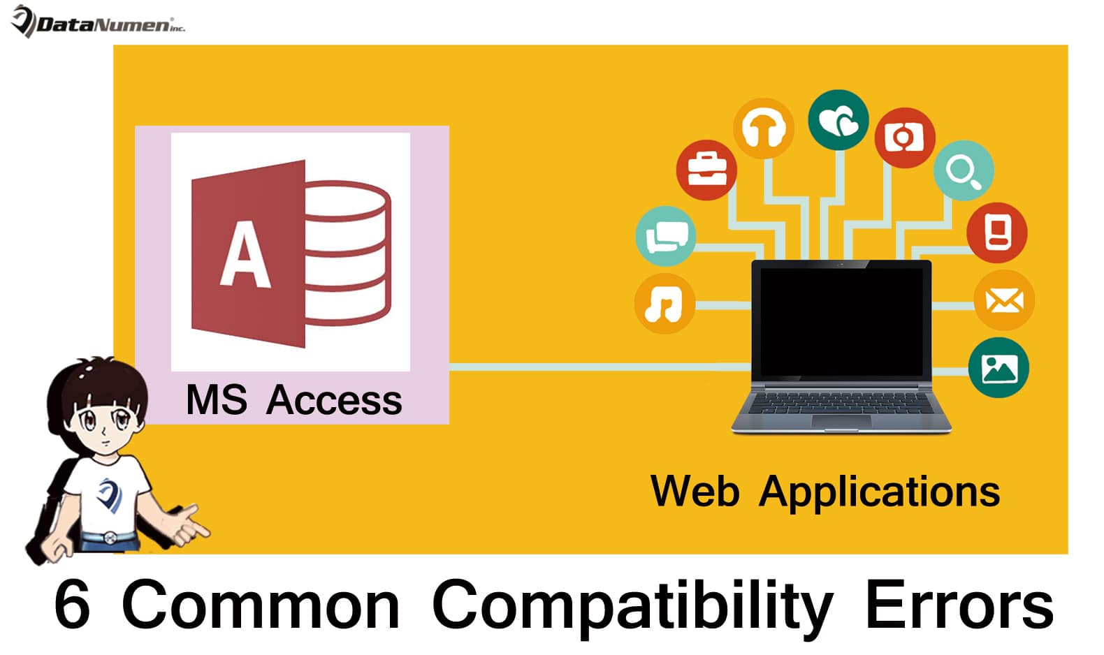 6 Common Compatibility Errors In Web Application Built With MS Access