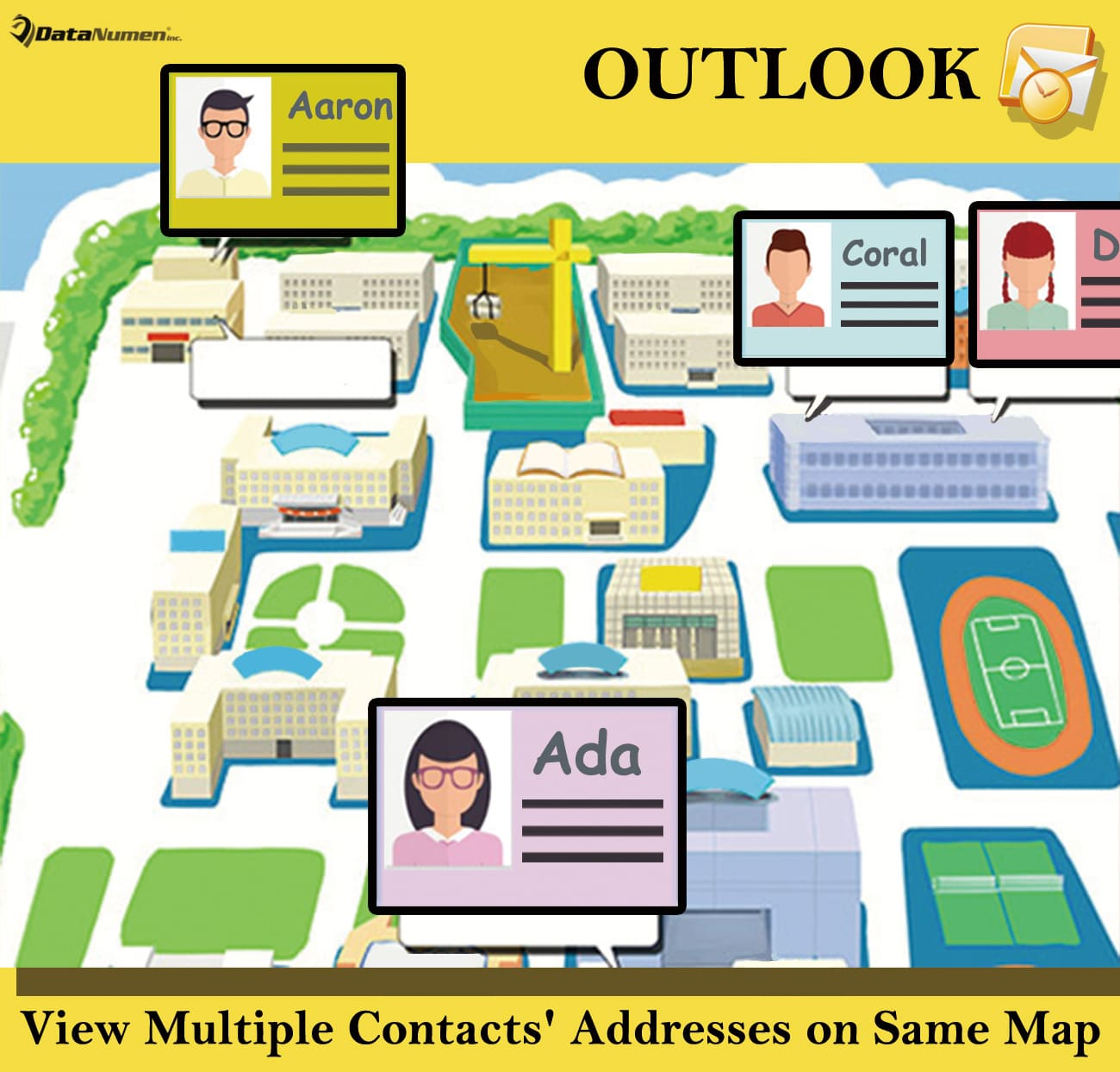 How to Quickly View Multiple Contacts' Addresses on the Same ... Map Multiple Addresses on map demographic information, map of new york, map people, map mobile, map of la, map statistics, map services, map routes, map logos, map of near macy's nyc, map headings, map phones, map multiple address,