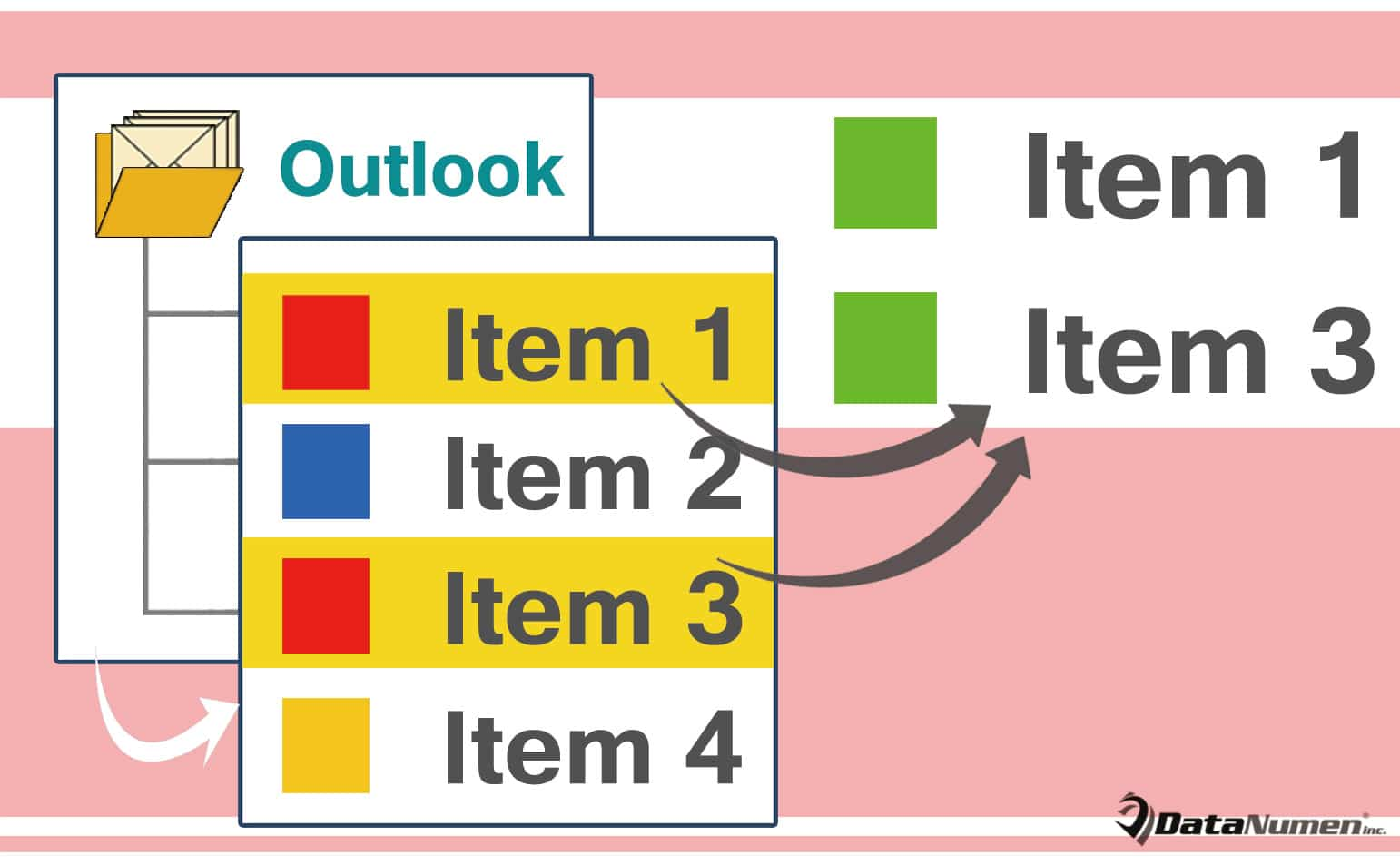 How to color inbox in outlook - How To Batch Replace One Color Category With Another For All Outlook Items Data Recovery Blog