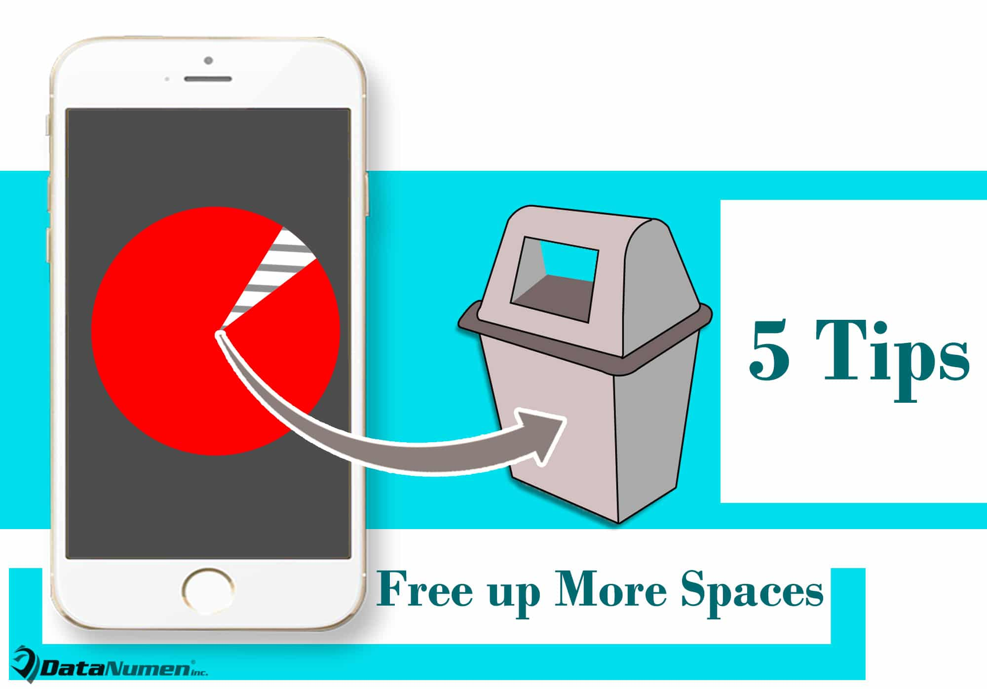 5 Effective Tips to Free up More Spaces on Your Smartphone
