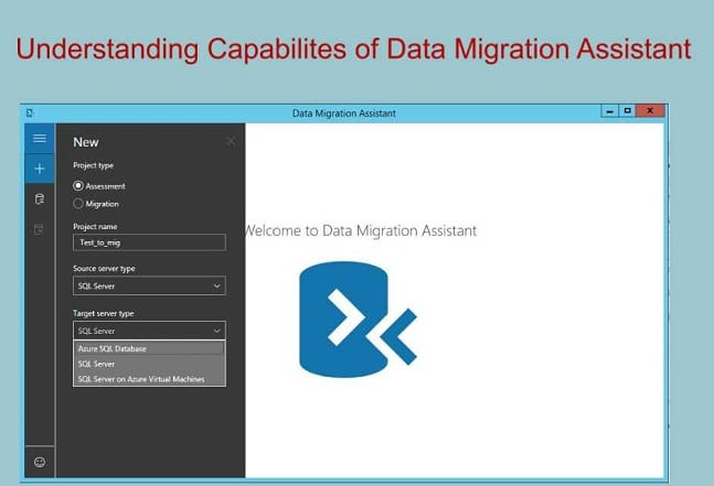 Understand The Capabilities Of Data Migration Assistant
