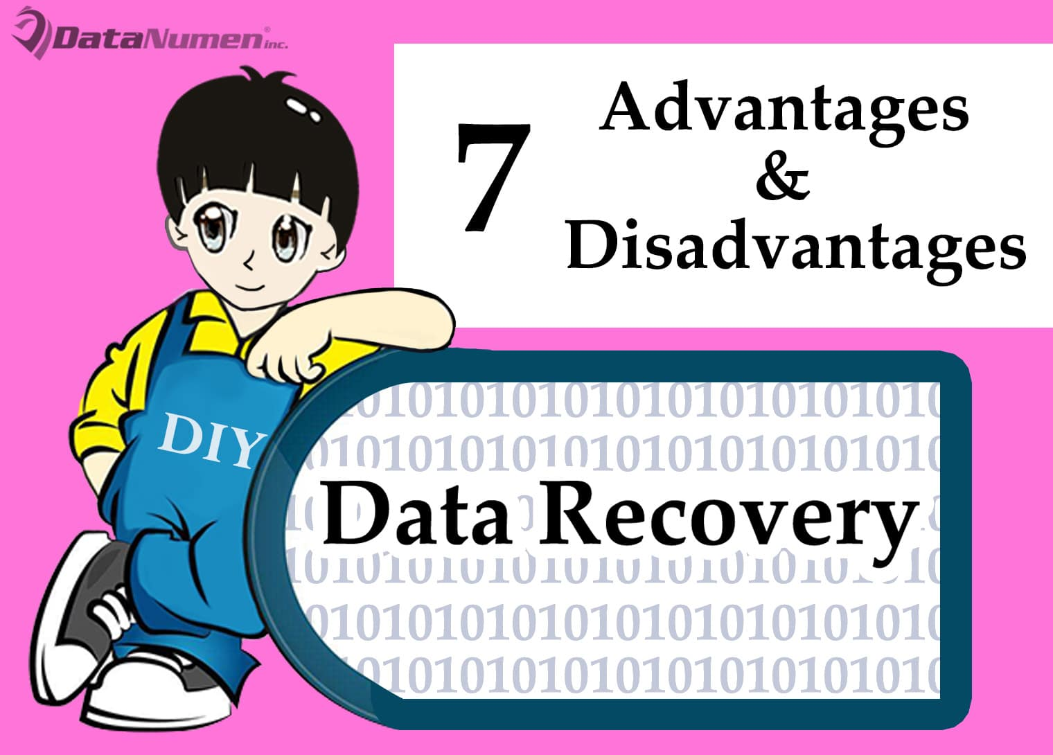 7 Advantages & Disadvantages of DIY Data Recovery