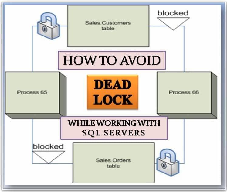 4 Key Tips to Avoid Deadlocks in SQL Server - Data Recovery Blog