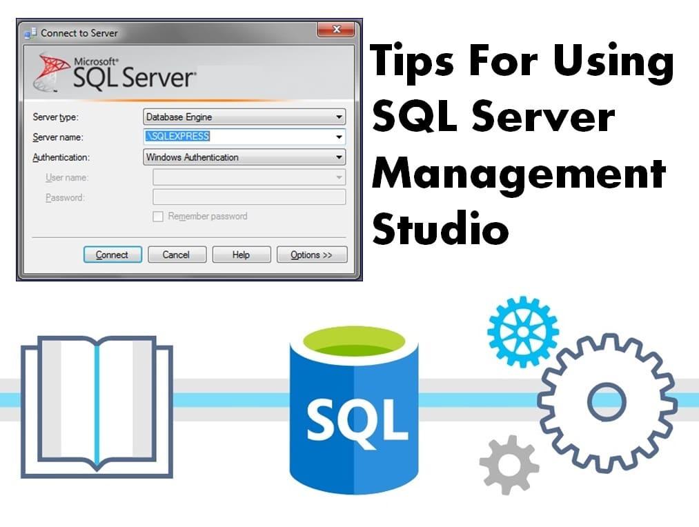 how to open sql server management studio 2017
