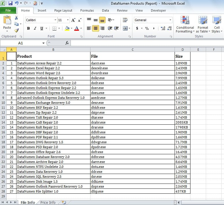 2 Quick Ways to Insert the Screenshot of an Excel Worksheet ...