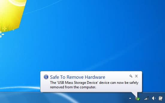 4 Main Cases When You Shouldn't Unplug External Drive Abruptly without Safely Removing It
