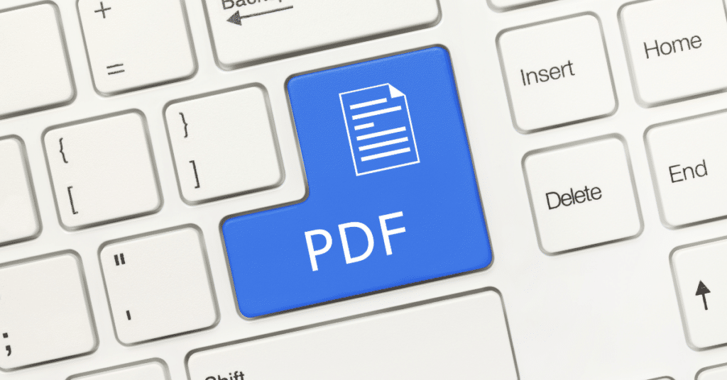 How to Recover Corrupted PDF files