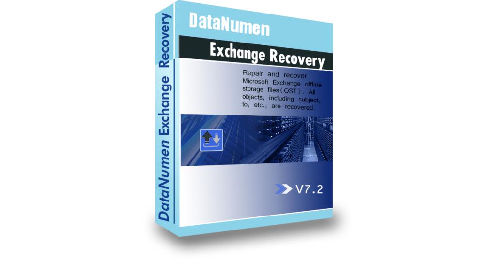 DataNumen Exchange Recovery