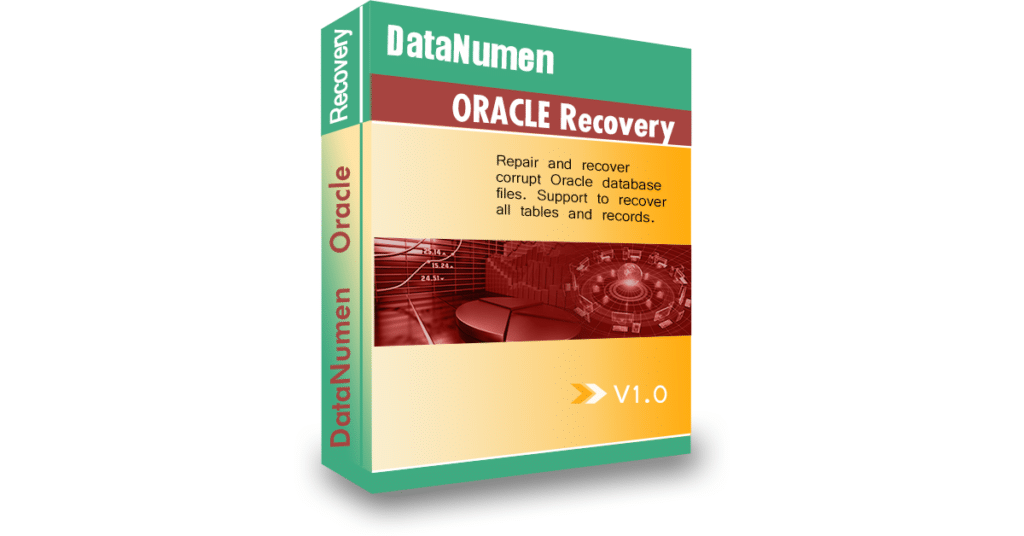 DataNumen Oracle Recovery