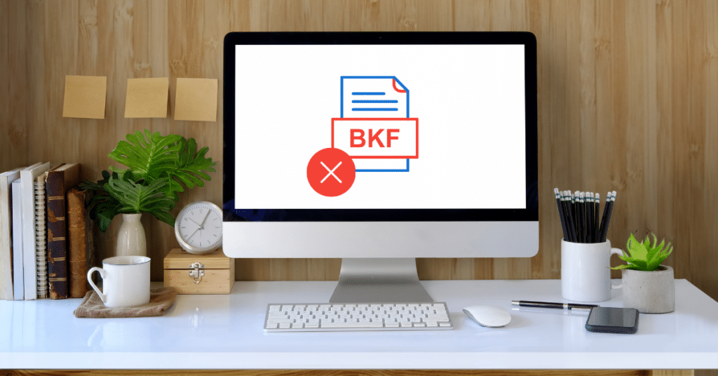 How to Recover Corrupt BKF Files