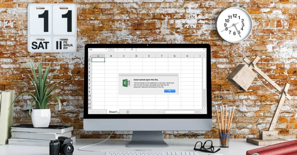 """How to Fix the """"Excel Cannot Open the File"""" Error"""