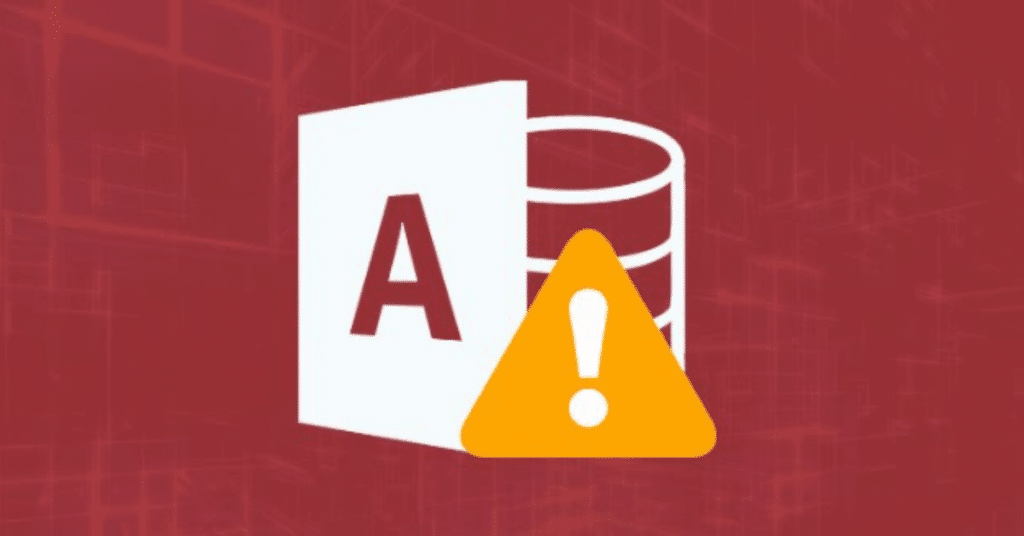 """How to Solve """"The database needs to be repaired or isn't a database file"""" Error in Access"""